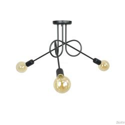 Lampa Nordic 3 Black