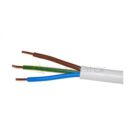 Przewód instalacyjny YDY 3x4,0 750V