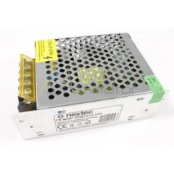 Zasilacz LED NEXTEC modułowy 12V/2,54,17A IP20 50W