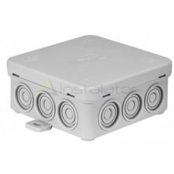 Puszka instalacyjna natynkowa N6 Fastbox IP54 samozatrzaskowa