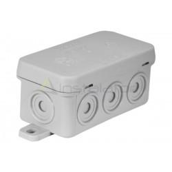 Puszka instalacyjna natynkowa N8 Fastbox IP54 samozatrzaskowa