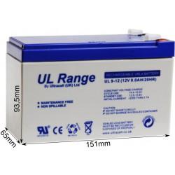 Akumulator żelowy ULTRACELL UL 12V 9AH