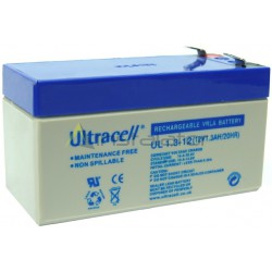 Akumulator żelowy ULTRACELL UL 12V 1,3Ah