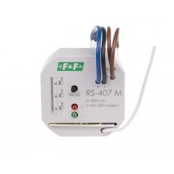 Przekaźnik sterowania radiowego - monostabilny (odbiornik)