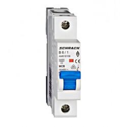 Wyłącznik nadprądowy - bezpiecznik SCHRACK 6A B