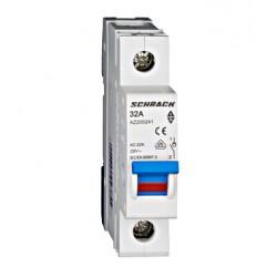 Rozłącznik izolacyjny jednopolowy SCHRACK 32A