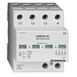 Ogranicznik przepięć Schrack COMBTEC I+II (B+C) TNS 275/12,5