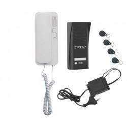 Zestaw domofonowy COSMO R1 1-rodzinny