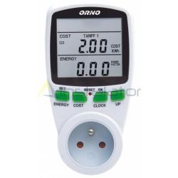 Watomierz - kalkulator energii Orno