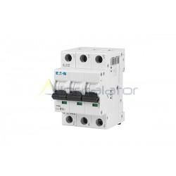 Wyłącznik nadprądowy 3-biegunowy - bezpiecznik EATON CLS6 25A B