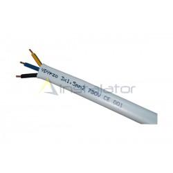 Przewód instalacyjny YDYp 3x1,5 750V
