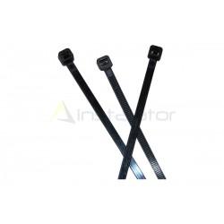 Opaska kablowa - zaciskowa 3,75/200 mm - 100 szt.