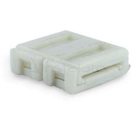 Szybkozłączka do taśm LED jednokolorowych 8 mm taśma-taśma
