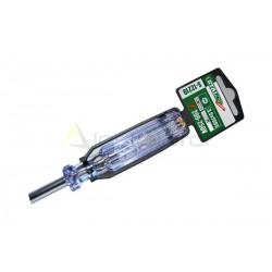 Wkrętak - próbnik napięcia 190 mm