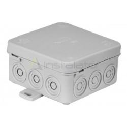 Puszka instalacyjna natynkowa N5 Fastbox IP54 samozatrzaskowa
